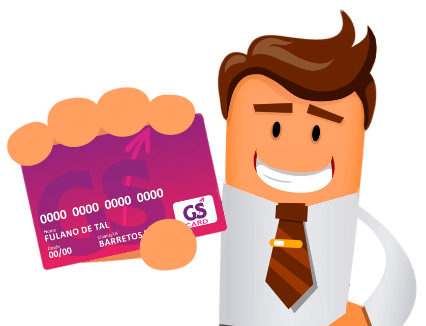 Cartão de Crédito - GS Card